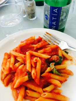 Pasta was amazing!, Nancy - October 2014