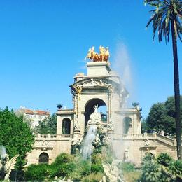 Parc de la Ciutadella , Zandy - September 2016
