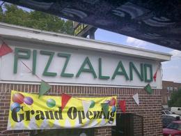 Pizzaland , Karin - June 2011