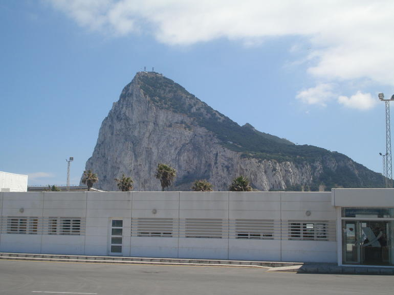 Rock of Gibraltar - Costa del Sol