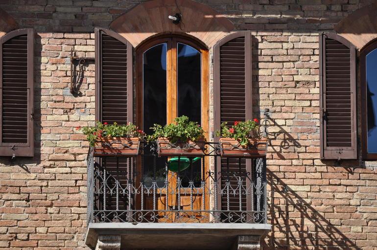 San Gimignano - Siena - Florence