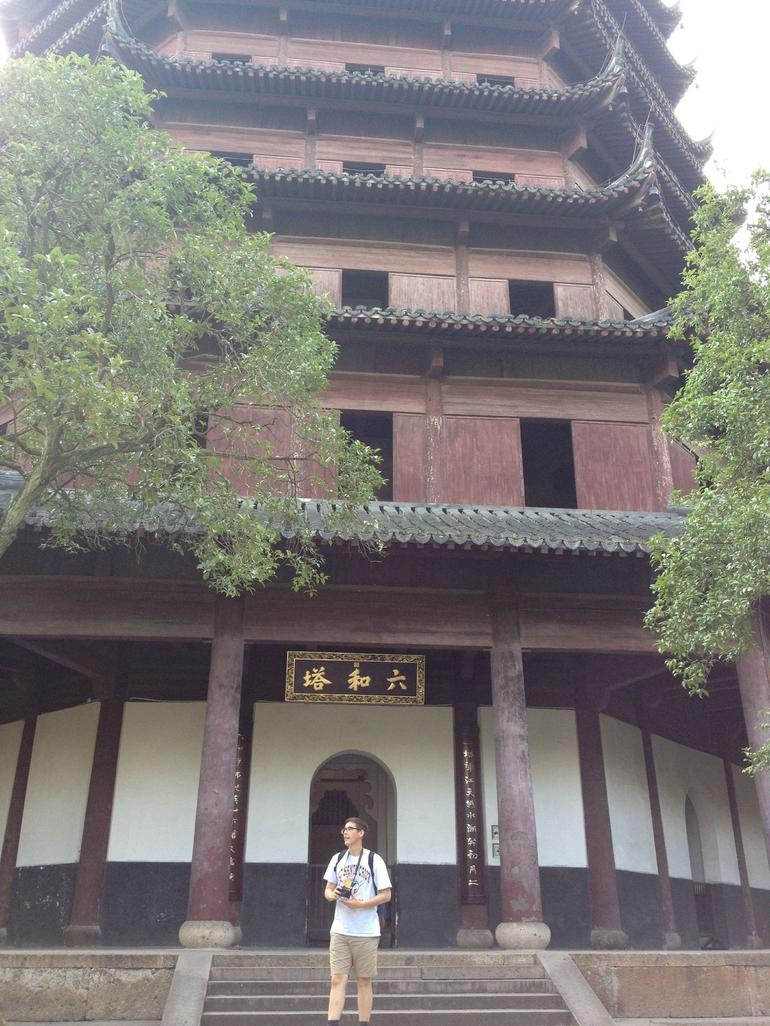 Six Harmonie Pagoda - Hangzhou