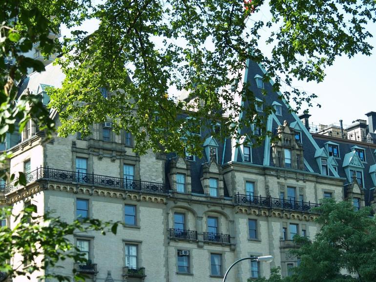 The Dakota Building - New York City