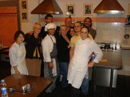 European Cooking Class! - November 2008