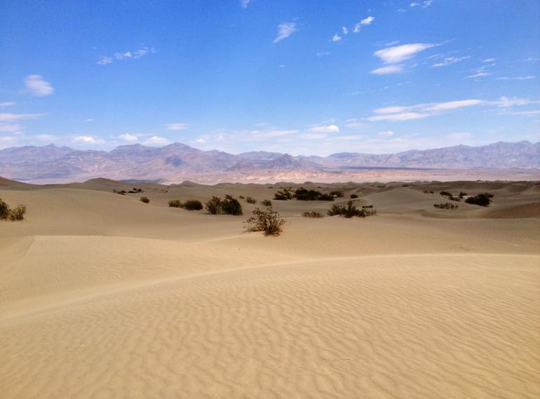 the Mighty Mojave Desert - Las Vegas