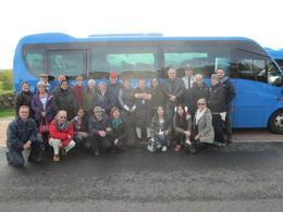 tour group photo , David S - October 2014