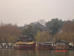 Pics of diff boats on west lake, LYNN C - January 2010
