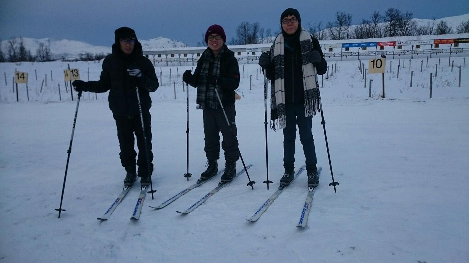 MÁS FOTOS, Cross-Country Ski Lesson for Beginners in Tromso