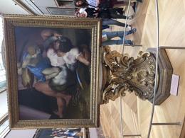 Louvre artword , Thea B - August 2017