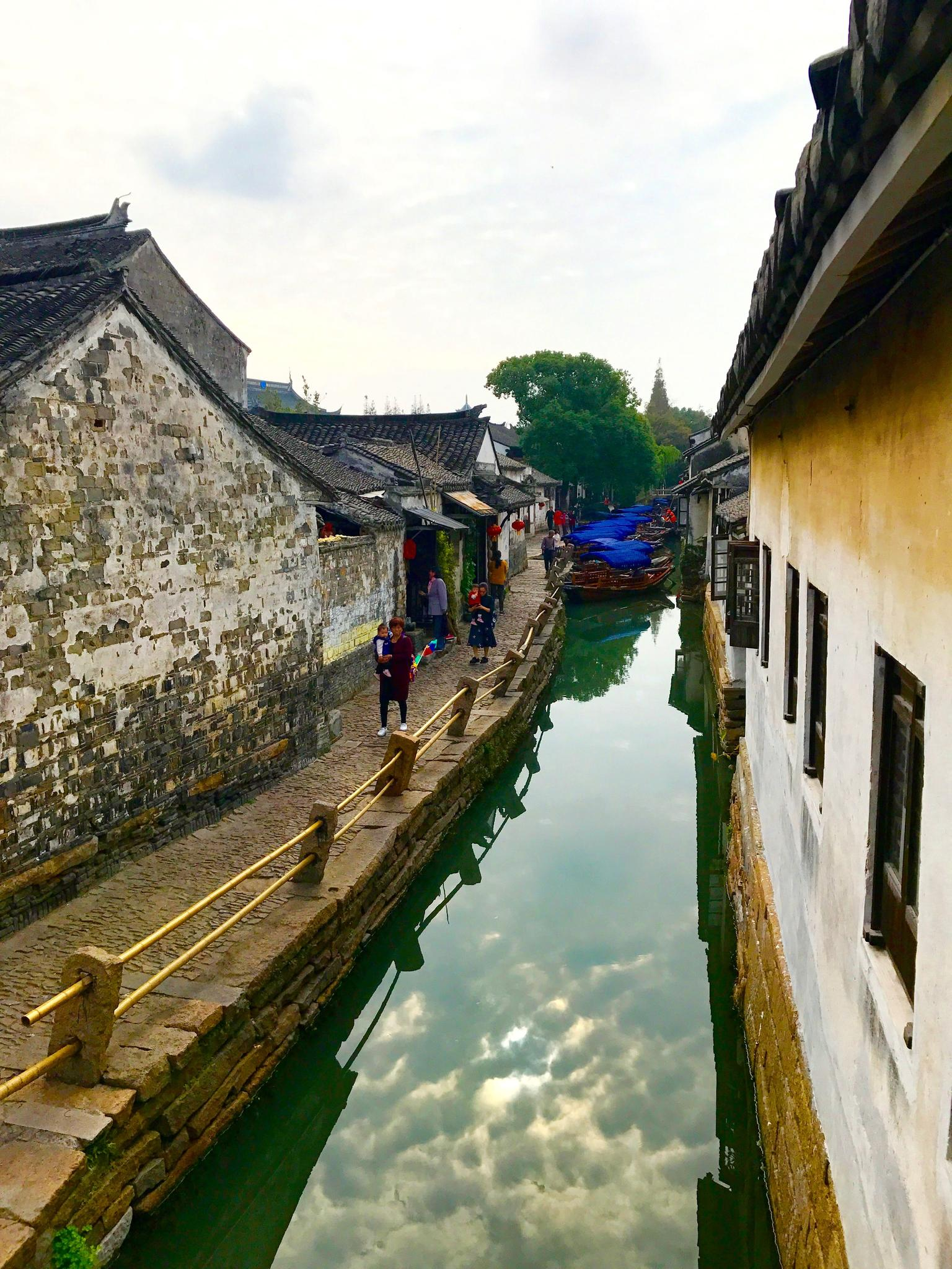 MÁS FOTOS, Suzhou and Zhouzhuang Water Village Day Trip from Shanghai