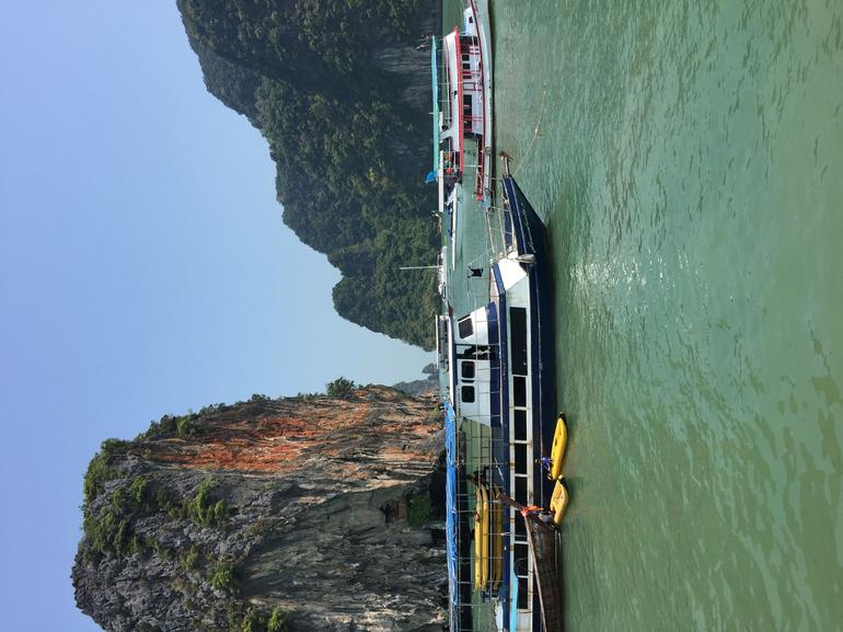 Smooth cruise to James Bond Island in Phang Nga Bay - Canoe, lunch included photo 13