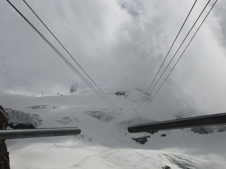 A Snow Storm - Lucerne