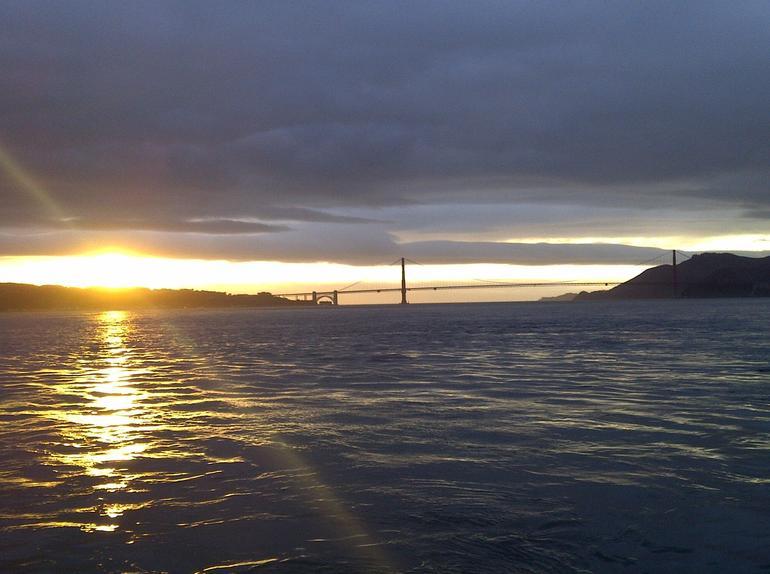 Alcatraz by Night - San Francisco