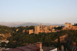 Don't miss the Mirador St. Nicolas on the hill opposite the Alhambra for a fun atmosphere, great crafts and spectacular views. , mkeren - July 2015
