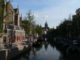 Amsterdam's canals are very pretty., Judith S - October 2009