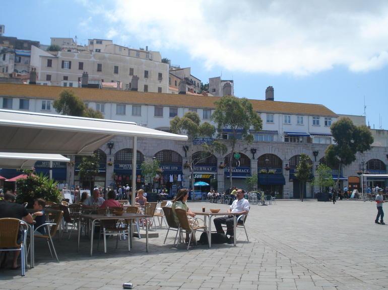 Casemates Square, Gibraltar - Costa del Sol