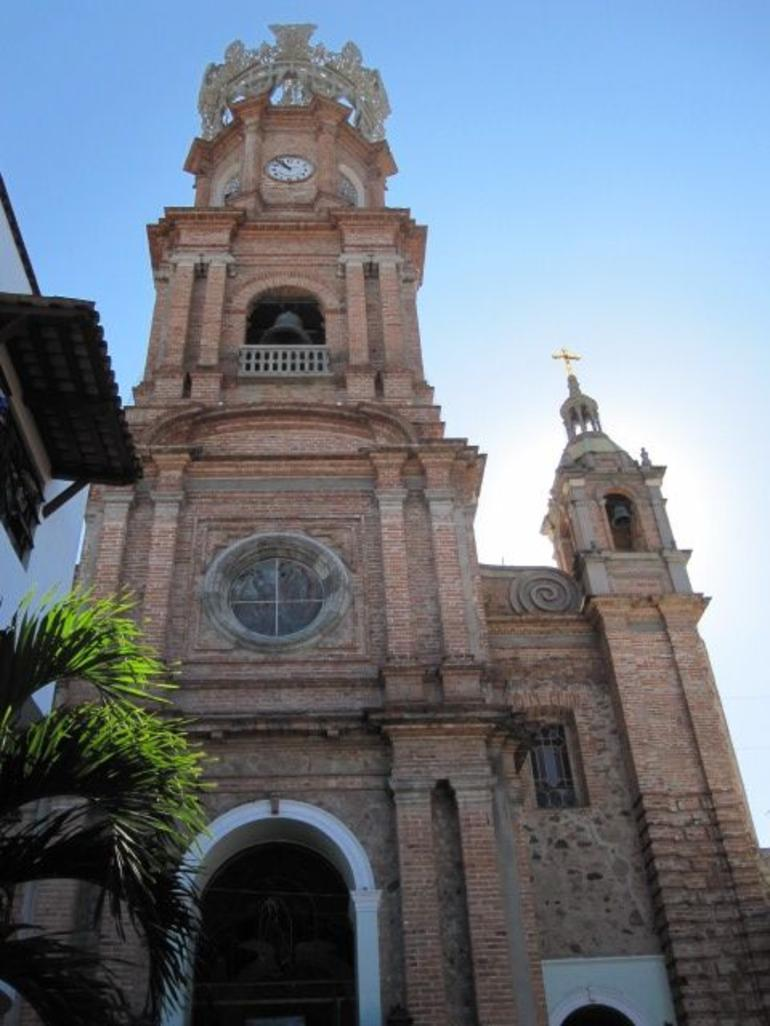 Church of Guadalupe - Puerto Vallarta