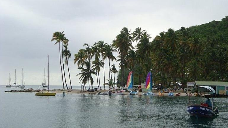 Day Sail - St Lucia