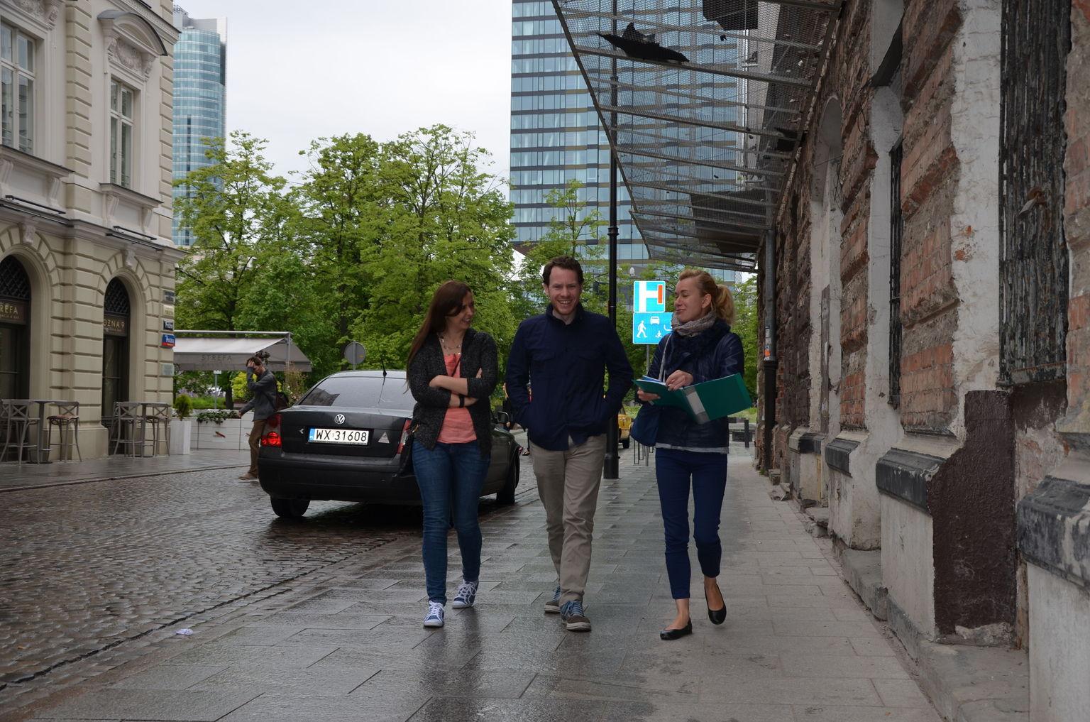 MÁS FOTOS, Private Tour: Warsaw's Jewish Heritage by Retro Fiat