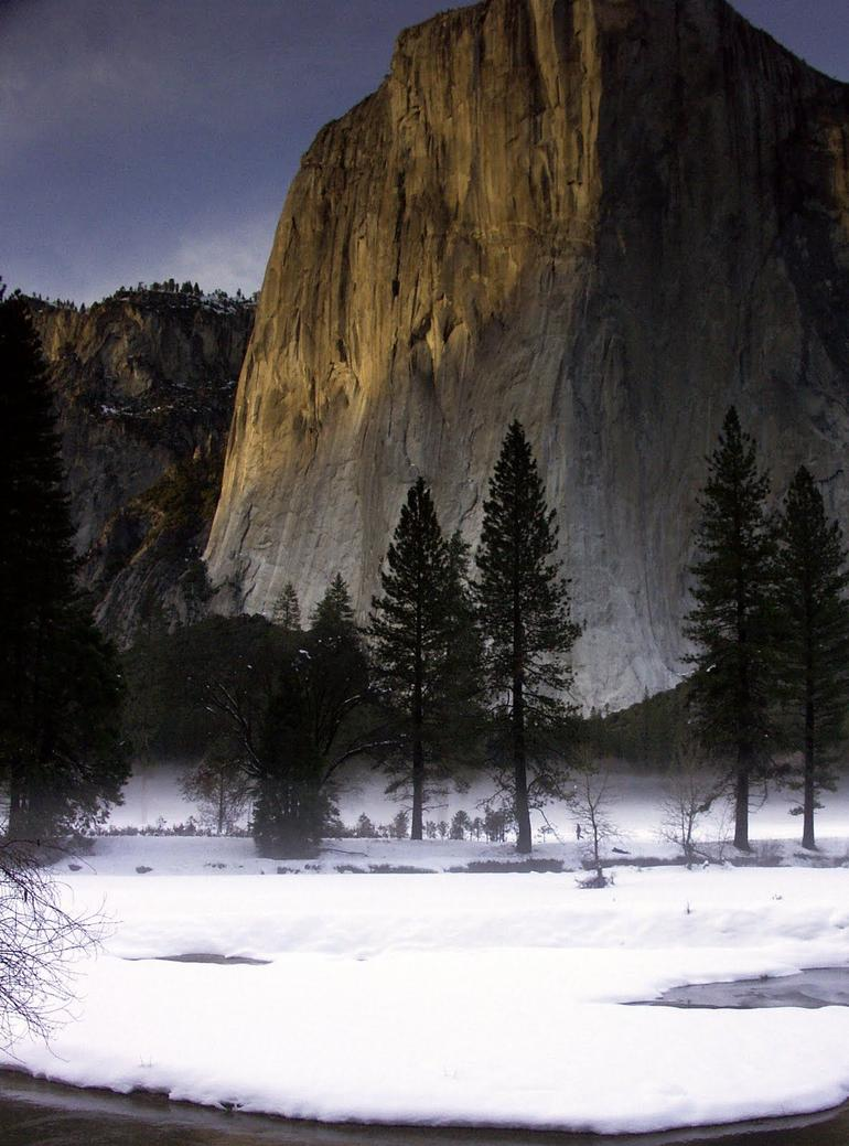 El Capitan in Winter - San Francisco
