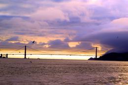 The Bridge at dusk , Peter D - September 2013
