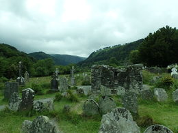 It was very interesting to visit Glendalough ruins and hear about the struggles that happened there. It felt very spiritual. If you tried, you could feel all the people who had lived there and..., G. Bowman - July 2015