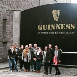 Get faster entry to Guinness Storehouse with Dublin Pass, Katja - February 2017