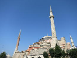 Hagia Sophia (Aya Sofya), Istanbul, Turkey, Patricia P - October 2014