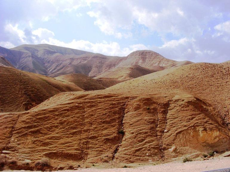 Judean Desert - Jerusalem