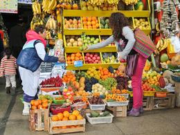 Market tour - January 2014