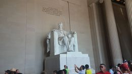 Lincoln Memorial , Charles S - August 2015