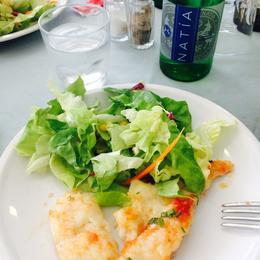 Nice little starter for the meal., Nancy - October 2014