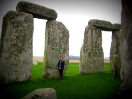 Enjoying an early morning visit to one of the greatest marvels of all time! , Susan W - October 2013