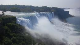 Magnifique vue des chutes côté américain , julientroyes - September 2013