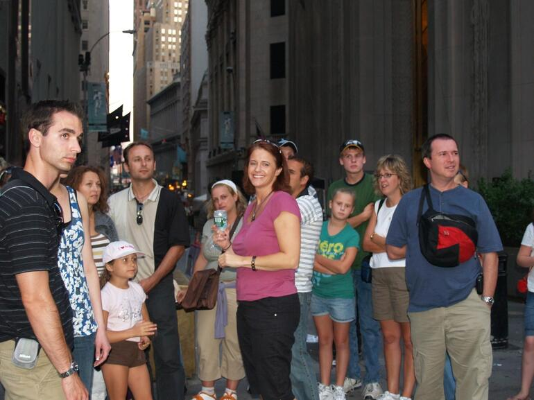 Our Tour Guide - New York City