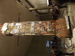 Dernière poutre d'acier à avoir été retirée de Ground Zero lors d'une cérémonie spéciale. , reggieblues - April 2016