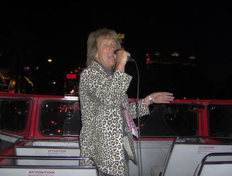 Rod Stewart - Las Vegas