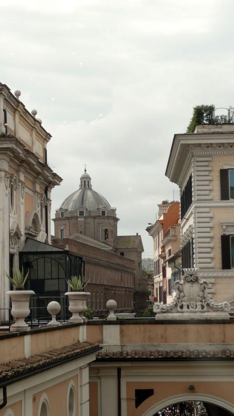Rooftop of Palazzo Colonna - Rome
