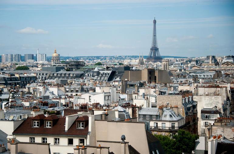 Rooftops of Paris - Paris
