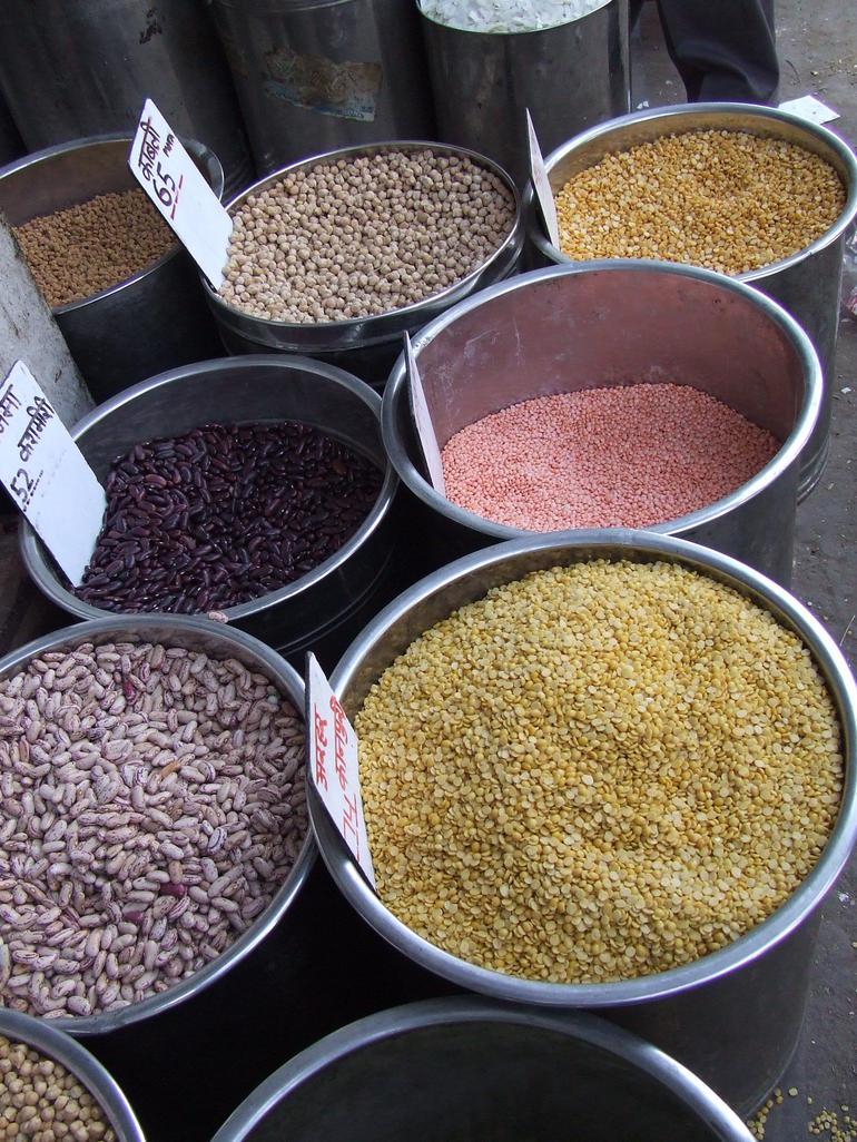 Spices - Old Delhi - New Delhi