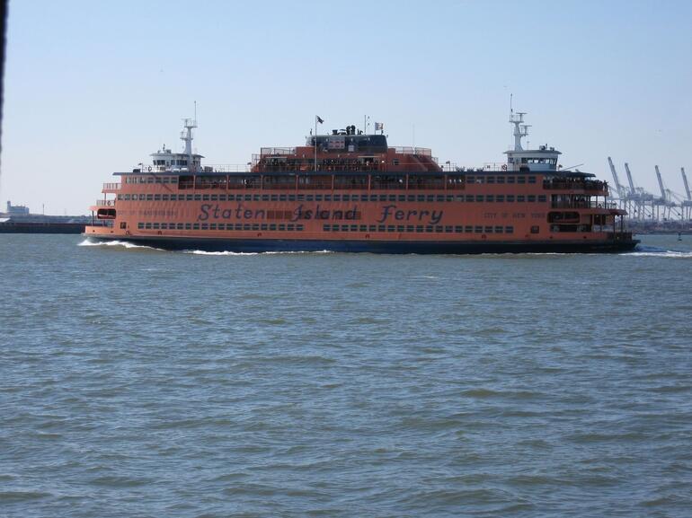 Statten Island ferry - New York City