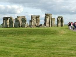 We ended the day at Stonehenge , James N - June 2014