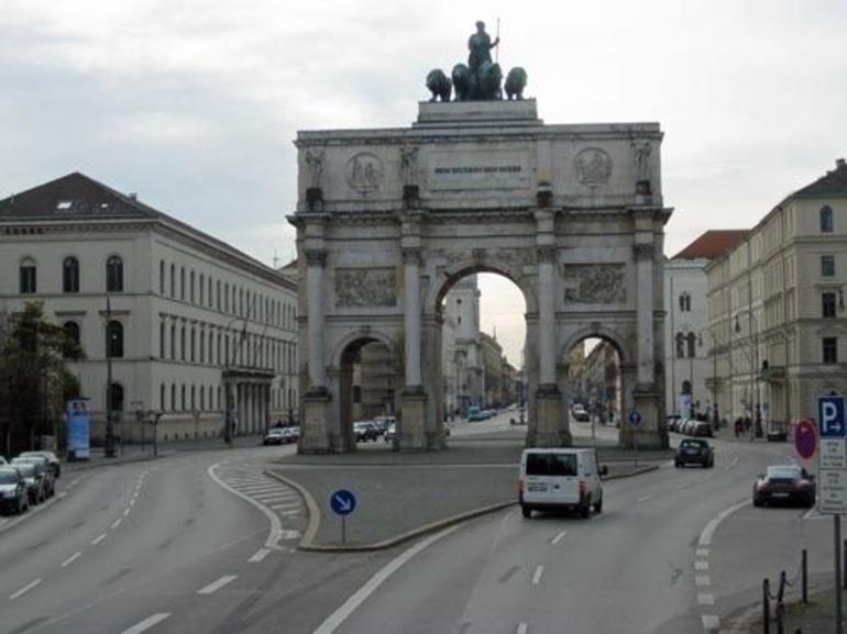 The Arch - Munich