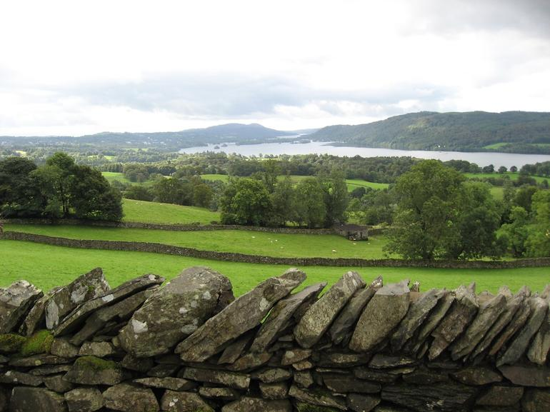 The Lake District - Windermere