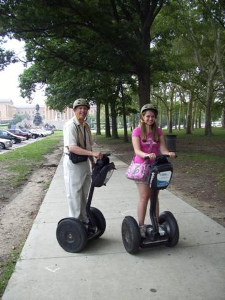 Uncle and Niece - Philadelphia