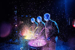 See the Blue Man Group live at the Luxor Hotel and Casino in Las Vegas., Viator Insider - December 2017