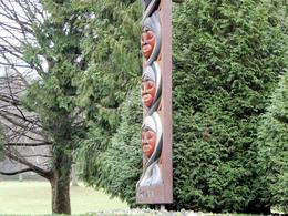 Three Widows Totem Stanley Park , theresewilson872 - November 2016