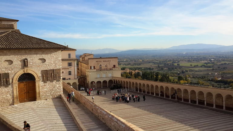 Assisi and Orvieto Day Trip from Rome photo 14
