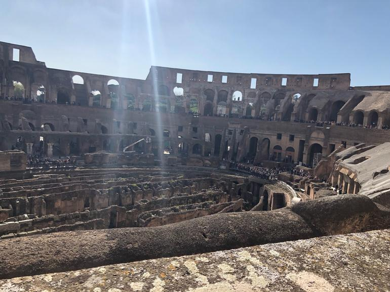 Group or Private Tour of the Colosseum Including Roman Forum and Palatine Hill photo 18