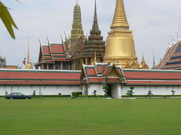 Grand palace , Julianne D - August 2012